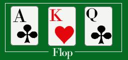 poker rules flop